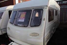Avondale Corfu 1995 4 Berth Caravan £2200