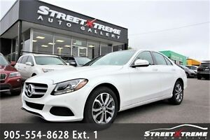 2015 Mercedes-Benz C300 AWD|ACCIDENT FREE|BACKUP CAM|NAVI