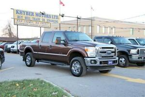 2012 Ford F-250 SD XLT 4X4 6.2L GAS|Certified|2 Year W
