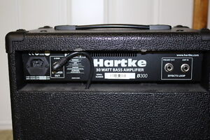Hartke Bass Amp Peterborough Peterborough Area image 3