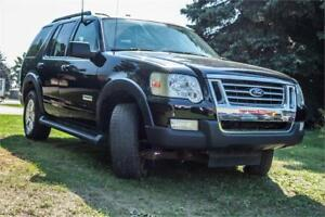 2007 Ford Explorer XLT **THANKSGIVING BLOW-OUT SALE**
