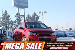 2014 Chevrolet Sonic LT 1.8L| Heat Seat| Rem Start| 7 Touch| RV