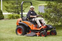 Experienced Full Time Lawn Maintenance