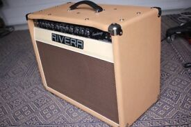 Rivera 55 Watts 1-12(Celestion Vintage30 speaker)Valve Combo amp