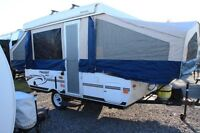 2012 Forest River Viking Tent Trailer