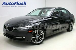 2014 BMW 320I Sport-Line *Cuir-Rouge!/Red-Leather!