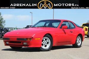 1985.5 Porsche 944 PRICED REDUCED!!