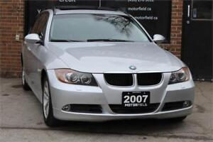 2007 BMW 328xi Touring *NO ACCIDENTS, CERTIFIED, PANO ROOF*