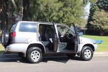1998 Nissan Terrano II Wagon Darwin CBD Darwin City Preview