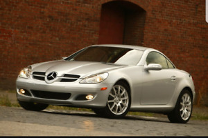 2005 Mercedes SLK 350 Convertible * reduced*
