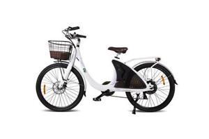 Vélo électrique urbain haute puissance 500W controleur 5vitesses