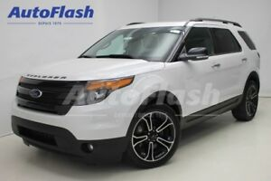 2014 Ford Explorer 3.5 L Ecoboost *Cuir/Leather *Toit/Roof *GPS