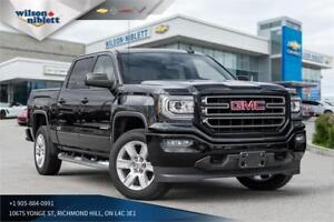 2018 GMC Sierra 1500 SLE | NAVIGATION | TRAILERING | WIRELESS...