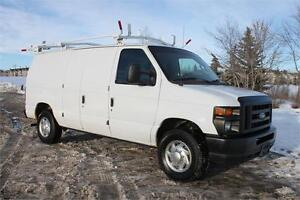 2010 Ford E 250 Cargo Van $150 Bi-Weekly OAC Warranty Till 2021