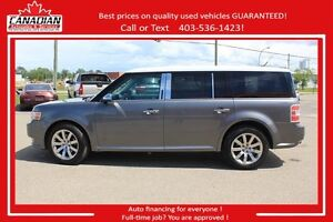 2009 Ford Flex Limited AWD GOOD SHAPE $147.50/SEMI-MONTHLY OAC