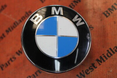 BMW Z4 E85 E86 OEM WING INDICATOR IN YELLOW WITH BADGE 6916561