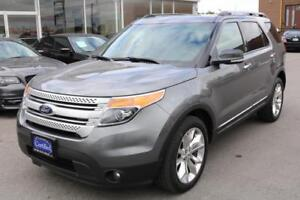 2014 Ford Explorer XLT,NAVI,CAMERA,PANORAMIC ROOF,NO ACCIDENTS