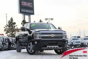 2017 Chevrolet SILVERADO 2500HD High Country| Sun| Nav| H/C Leat