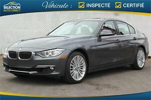 BMW 3 Series Sedan 335i xDrive 2013