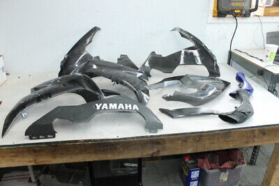 2006 YAMAHA YZF R1  FAIRING SET COWLS COWLINGS KIT for sale  Shipping to Ireland