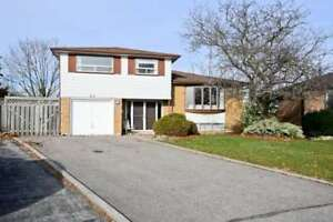 Well Maintained 4 Level Side Split In South Ajax