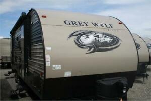 Summer Deal!2018 Grey Wolf 26DBH!Bunks!Only A Few Left!