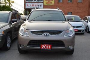 2011 Hyundai Veracruz GL w/Prem pkg