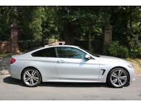 "64 PLATE BMW 435 DIESEL M SPORT COUPE XDrive 30,968 MILES FBMWSH 19"" ALLOYS"