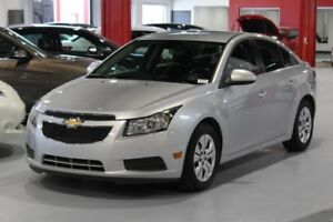 Chevrolet Cruze LT 4D Sedan Turbo 2013
