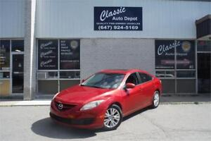 2010 MAZDA 6 **AUTOMATIC**SUNROOF**ONLY 185,000KM**