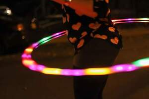 LED Hula Hoop for sale