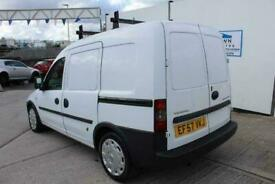 2007 Vauxhall Combo 1.3 CDTi 2000 16v Panel Van 3dr Panel Van Diesel Manual