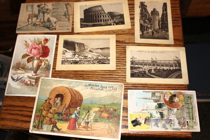 #9478,Estate Collection Victorian Trade Cds-COFFEE Related