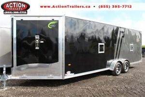 NEO NAS SNOWMOBILE/ATV HAULERS!!! GET YOURS BEFORE THE SNOW!