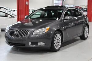 Buick Regal CXL 4D Sedan 2011