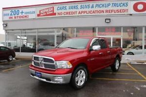 2010 Dodge Ram 1500 SLT 5.7 HEMI 4X4 BLUETOOTH NO ACCIDENTS