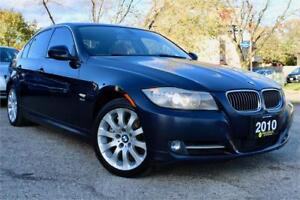 2010 BMW 335i xDrive - Nav Package - Sport Seats - Comfort Acces