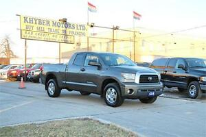 2008 Toyota Tundra*SR5*4DOOR*4X4*Certified*E-Tested*2 Year W