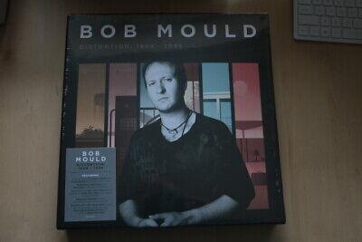 Bob Mould DISTORTION 1989-1995 8 x splatter vinyl box set + ltd...
