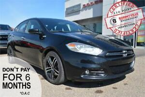2013 Dodge Dart Limited- LEATHER, GREAT CONDITION