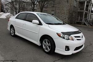 2013 Toyota Corolla S*IMPECCABLE*NO REPAIRS,MAGS,WEEKLY $59.75