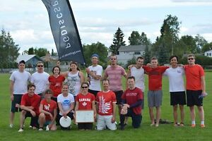Great Canadian Ultimate Game