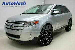 2014 Ford Edge SEL SPORT AWD *GPS/Camera *Cuir/Leather
