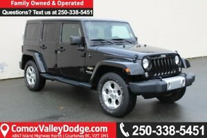 2015 Jeep Wrangler Unlimited Sahara KEYLESS ENTRY, NAV, REMOT...
