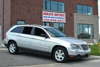 SHARP 2004 CHRYSLER PACIFICA $4,499 CERTIFIED & EMISSIONED