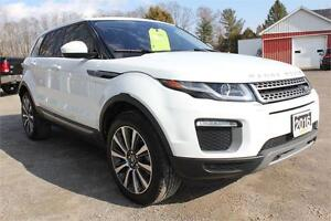 2016 Land Rover Range Rover Evoque SE *PANORAMIC GLASS ROOF*