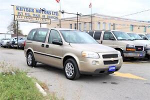 2005 Chevrolet Uplander|Certified|2 Year W
