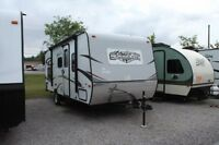2016 K-Z Spree Escape Travel Trailer
