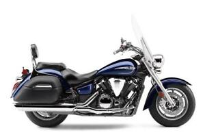 2017 Yamaha V-Star 1300 Tourer FO-**Free Delivery in the GTA