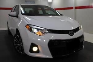 Like New/LOW KMS - 14 Toyota Corolla S Premium Package